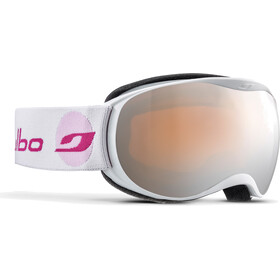 Julbo Atmo Junior Kids white-pink/orange/silver flash